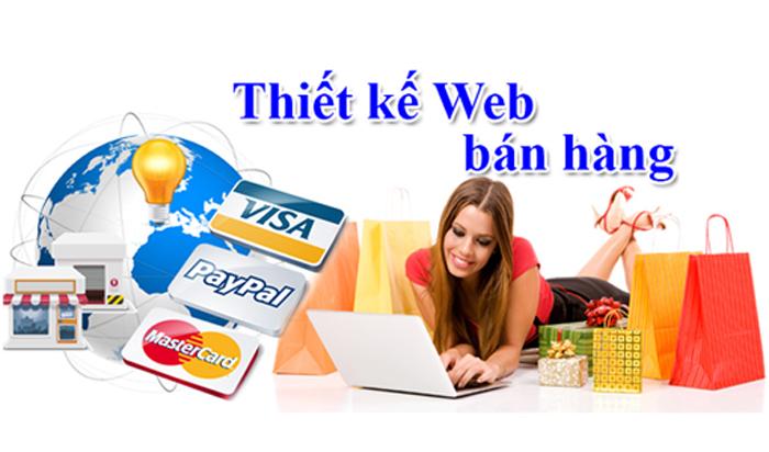 Xây dựng Website bán hàng trực tuyến