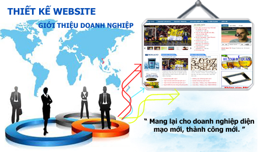 Xây dựng Website doanh nghiệp