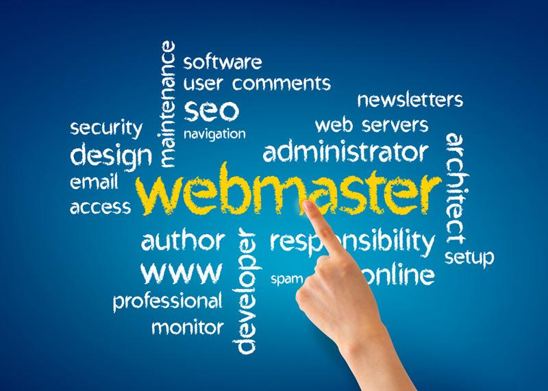 Webmaster là gì?