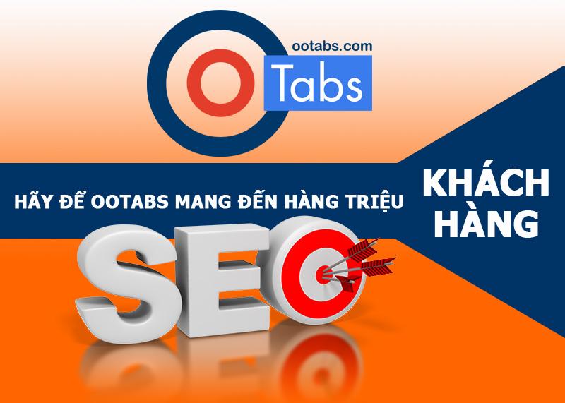 Ootabs cung cấp dịch vụ Seo